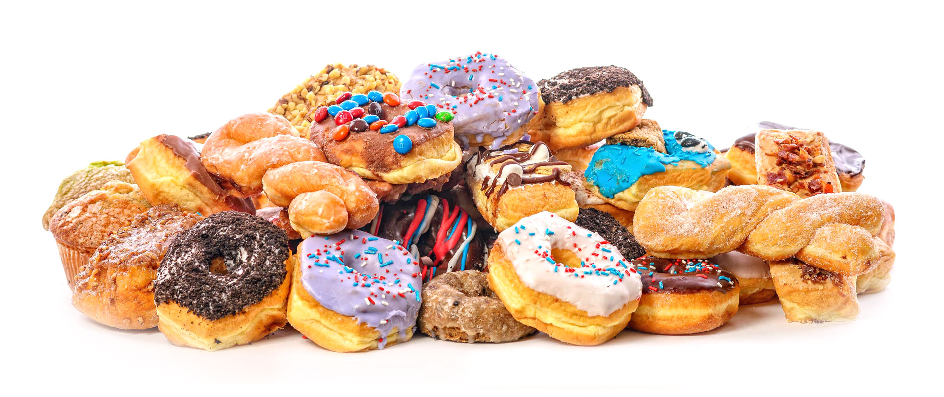 sandys-donuts-selections